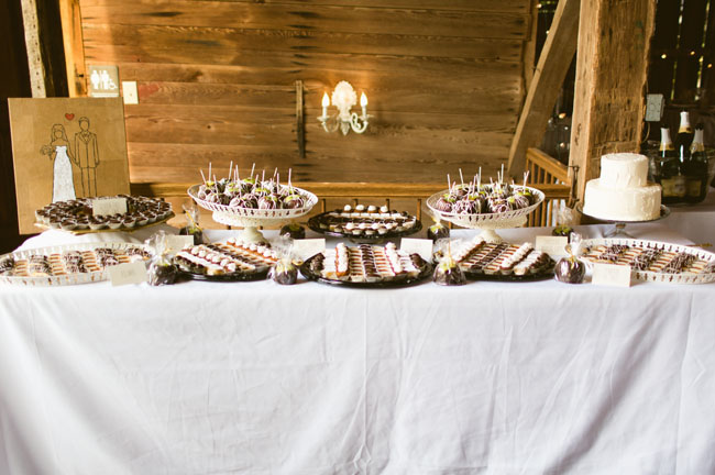 chocolate dessert bar