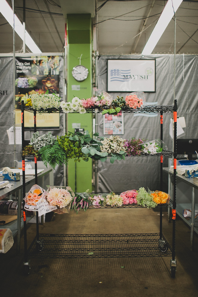 tips to shop the flower mart