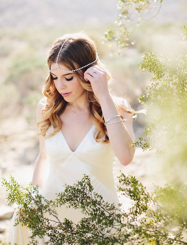 bridal halo