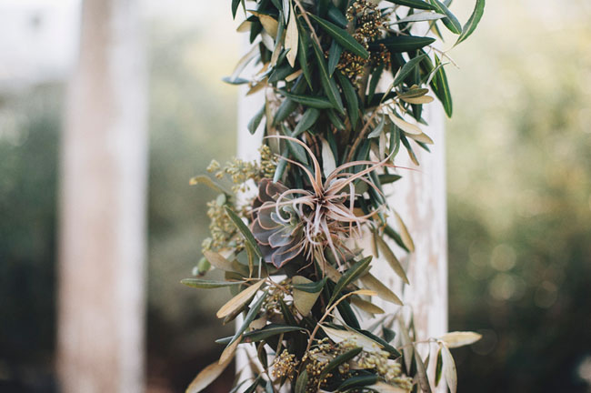 airplant garland