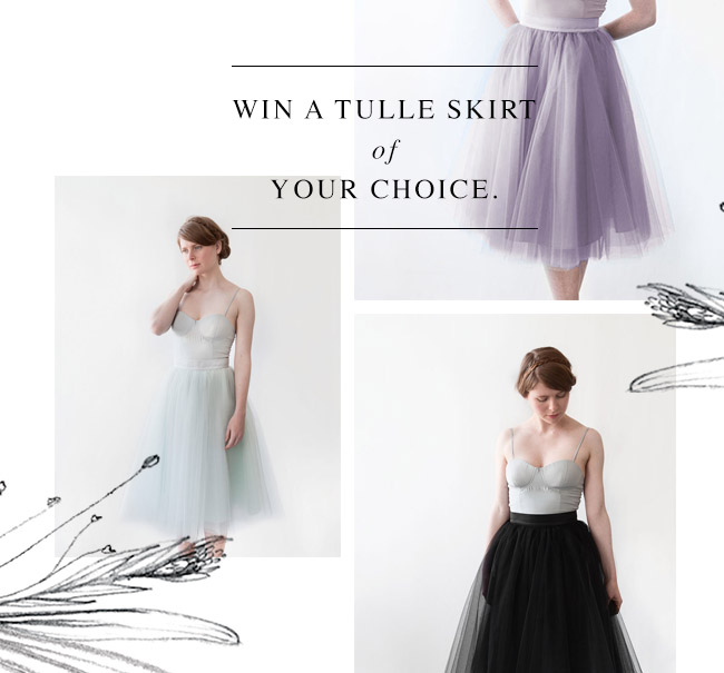 Alexandra Grecco Tulle Skirts