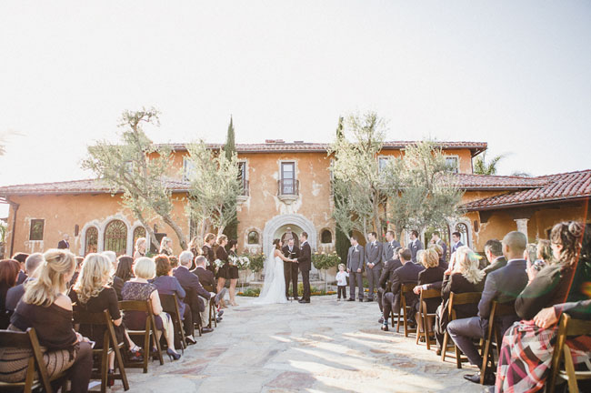 bachelor mansion ceremony