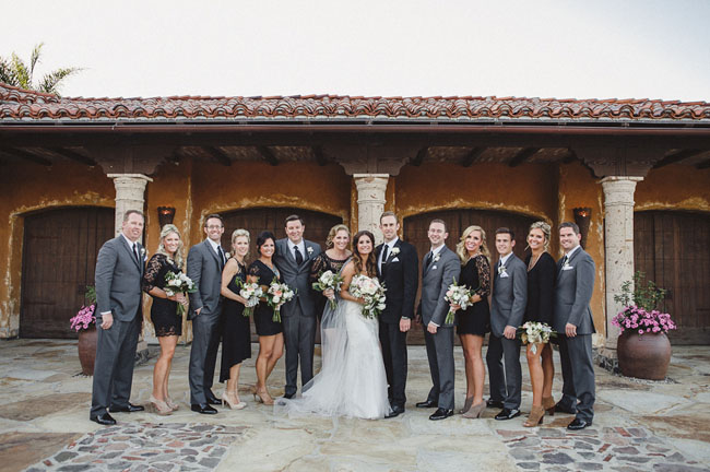 bachelor mansion wedding