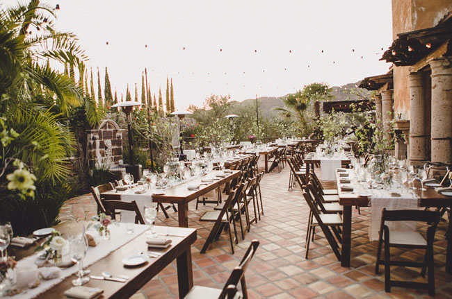 bachelor mansion reception