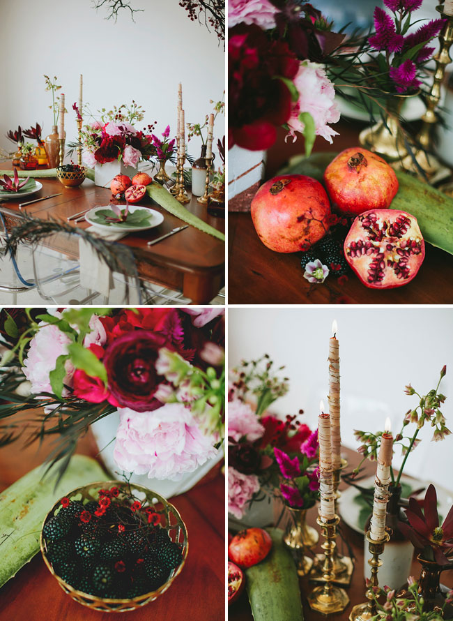 pomegranate decor