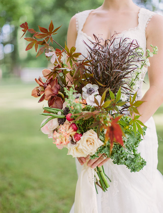 farm to table bouquet