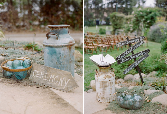 vintage ceremony jugs