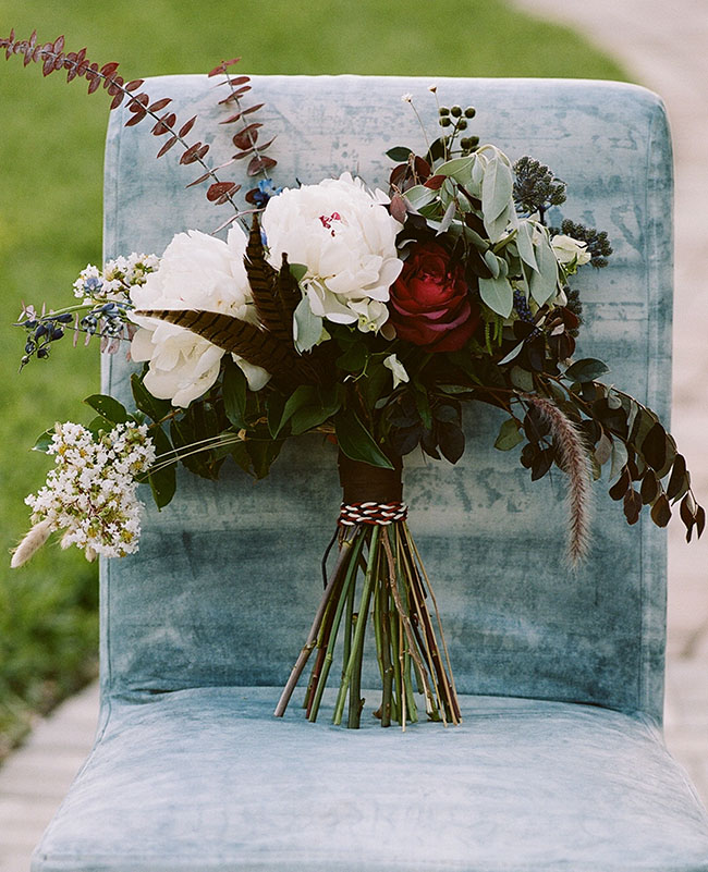 4th of july bouquet