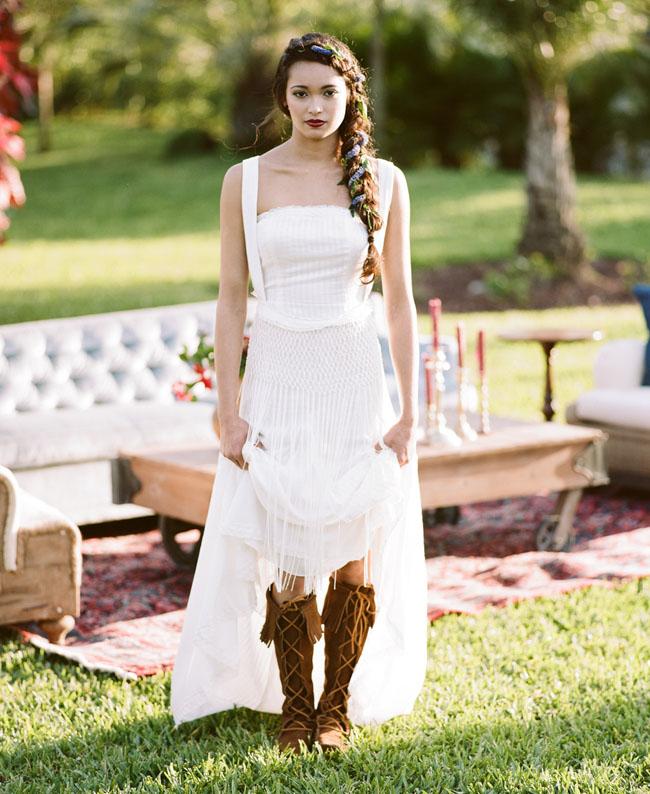 boot bride