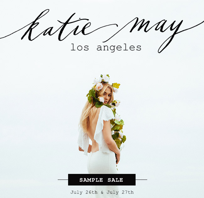Katie May Sample Sale