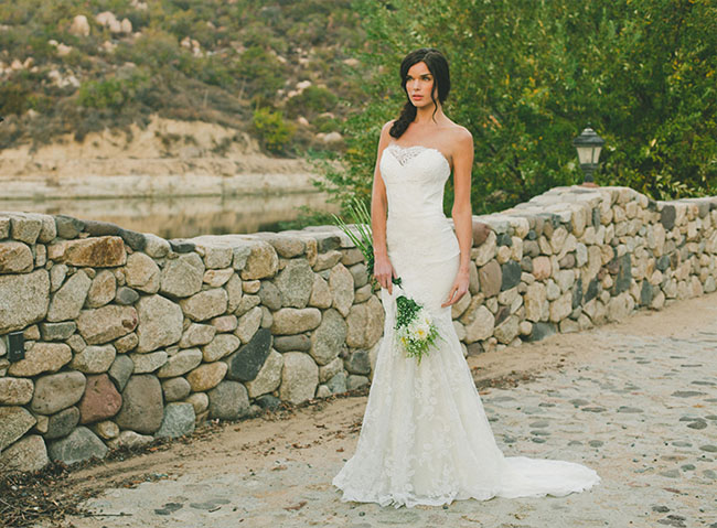 Katie May Wedding Dress St Lucia