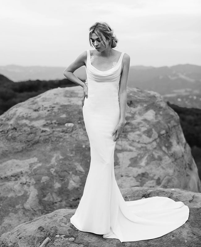 Katie May Wedding Dress Barcelona