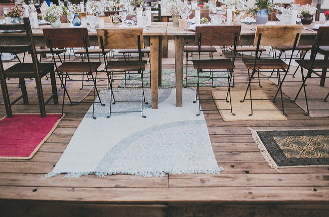 reception rugs