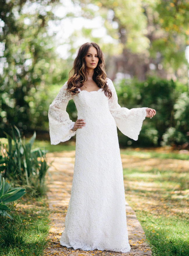mary kate and ashley wedding dress