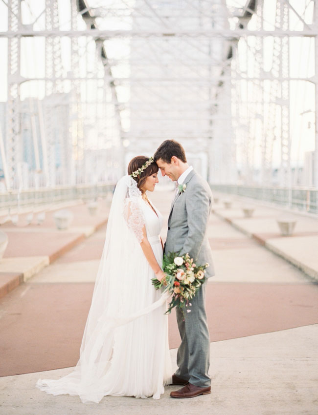 Nashville river wedding
