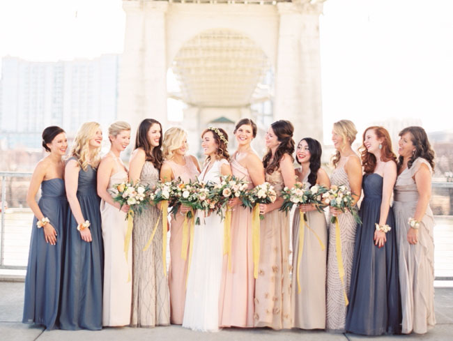 Wedding Dresses Lord And Taylor 36 Good mixed bridesmaid dresses nashville