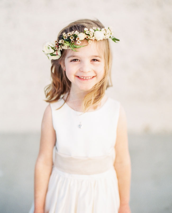 Nashville flower girl