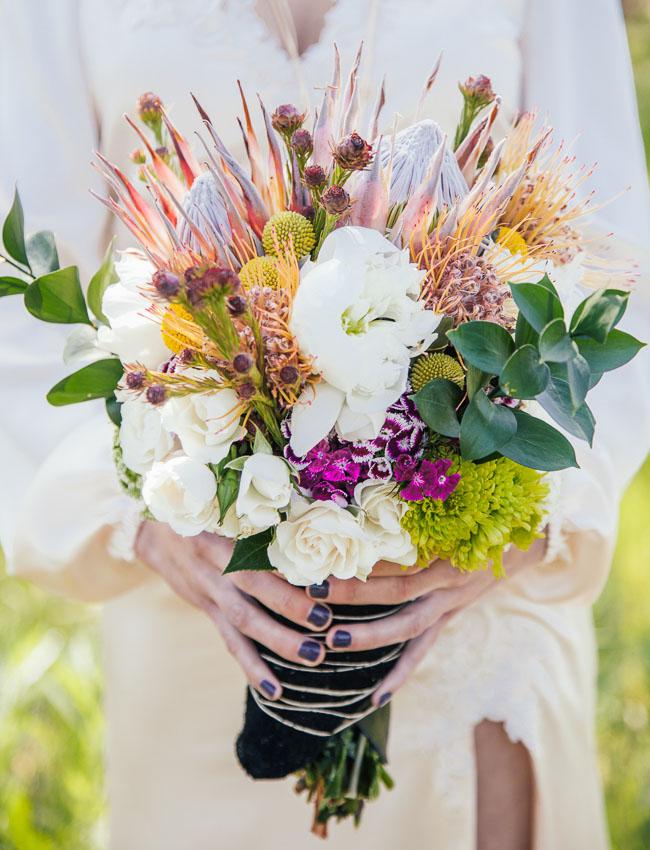 western bouquet