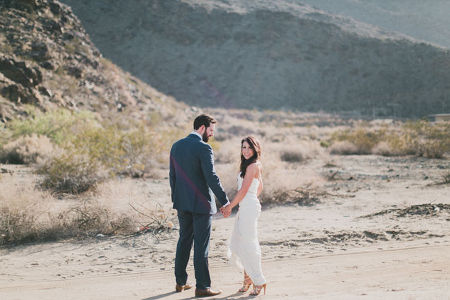 parker palm springs wedding