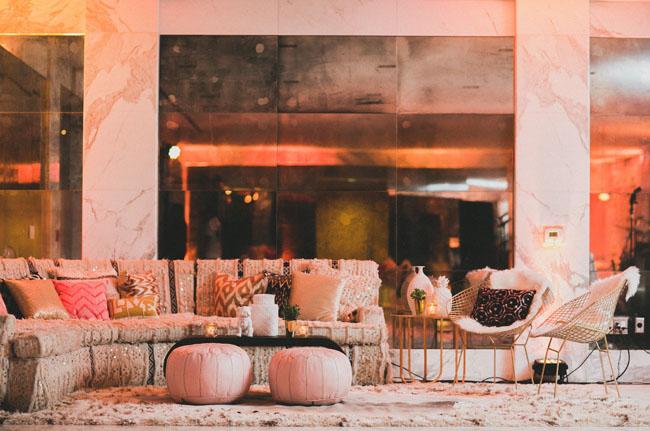 Interior Inspired Parker Palm Springs Wedding Sara Sam