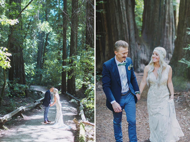 Redwoods Wedding