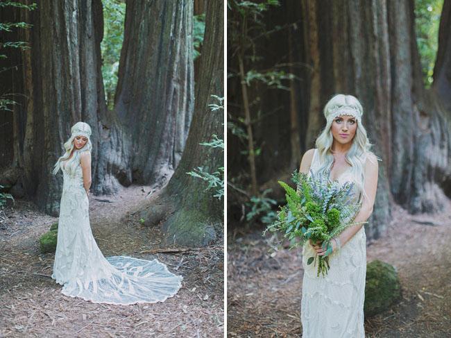 redwoods bride