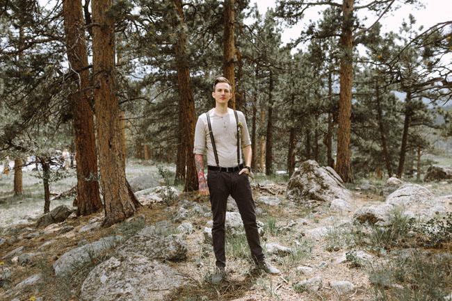 mountain groom