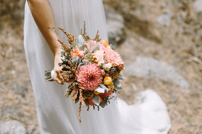 mountain bouquet