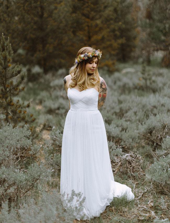 mountain bride
