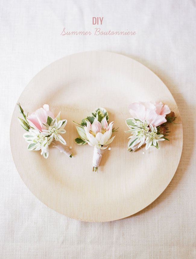 Title for Diy wedding ideas for summer