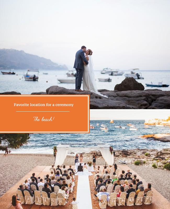 Wedding at Belmond Villa Sant'Andrea