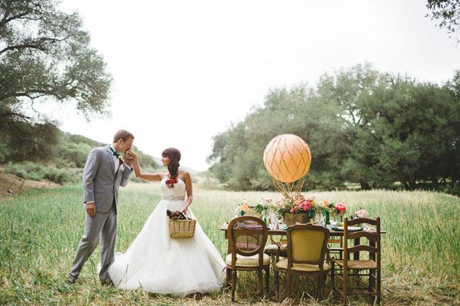 Wizard of Oz Wedding Inspiration