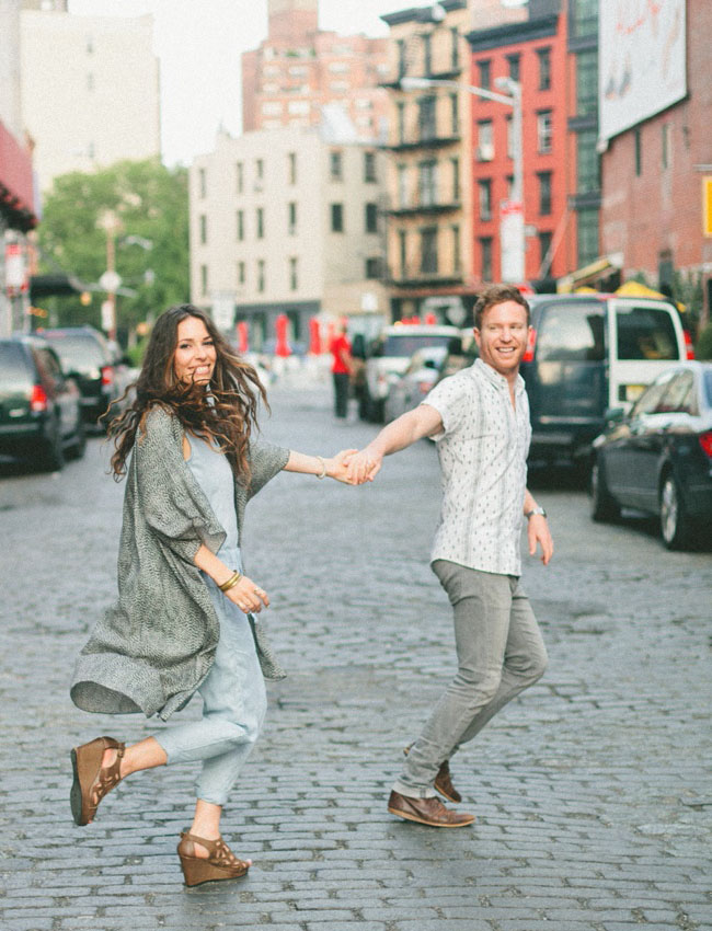 NYC engagement