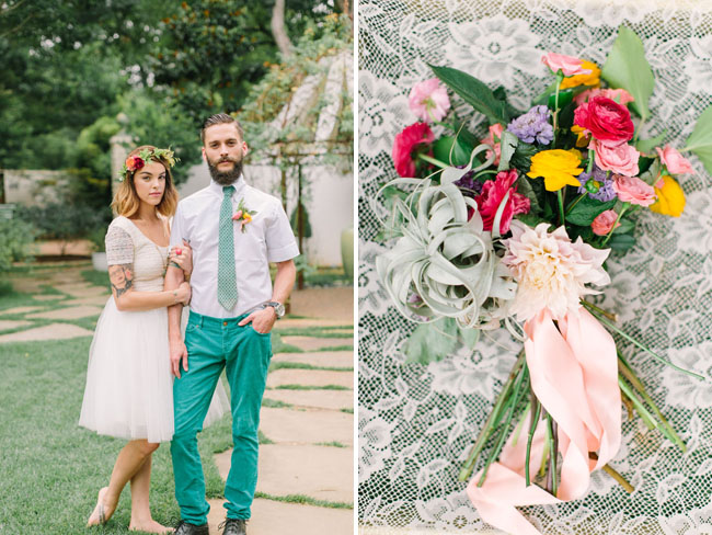 teal groom pants