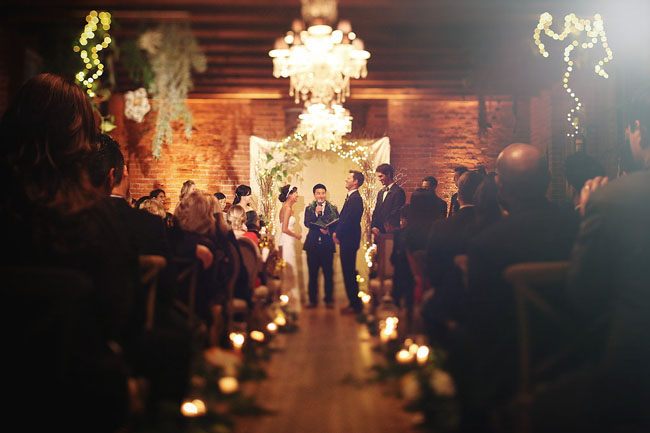 Cardondelet House wedding