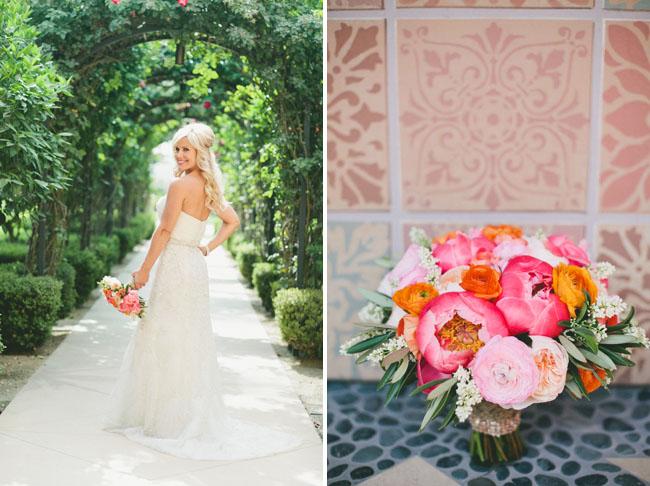 desert glam bride