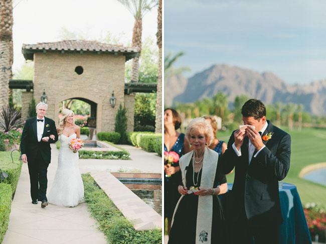 desert glam ceremony
