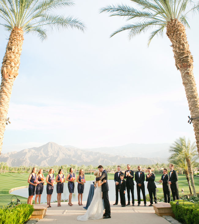desert glam ceremony
