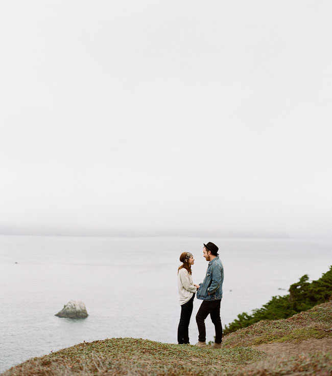 San Francisco foggy proposal
