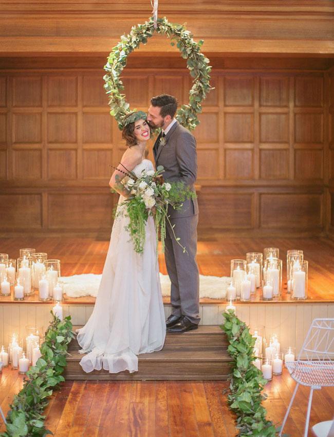 romantic loft on pine