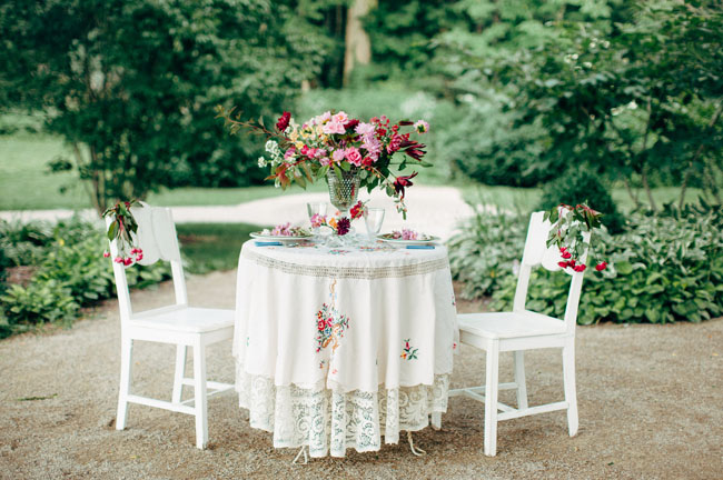 romantic garden inspiration