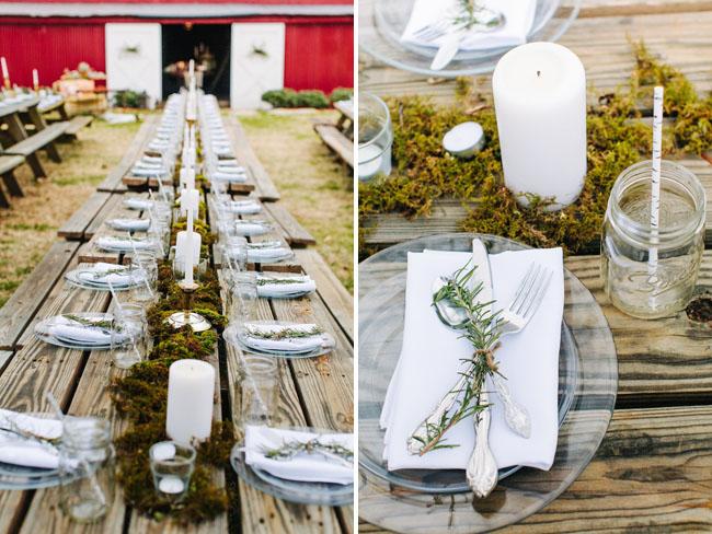 Laidback Texas Farm Wedding: Alexandria + Joshua