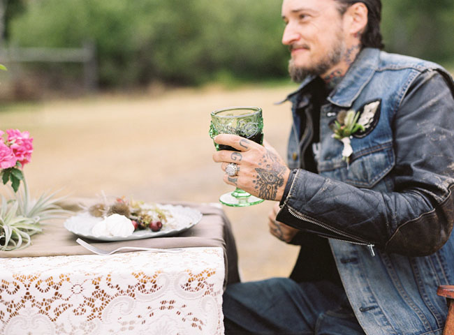 green goblet