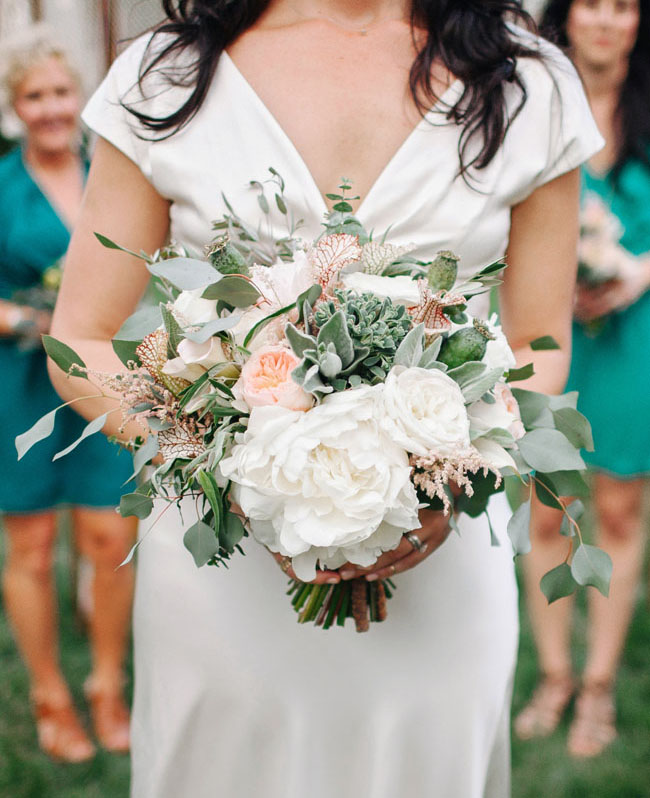 succulent bouquet 1