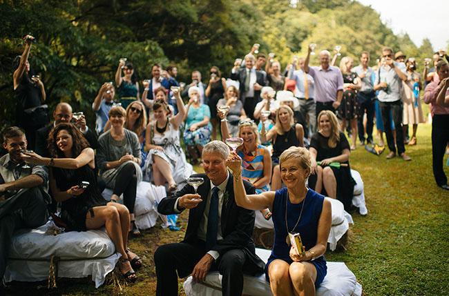 New Zealand ceremony