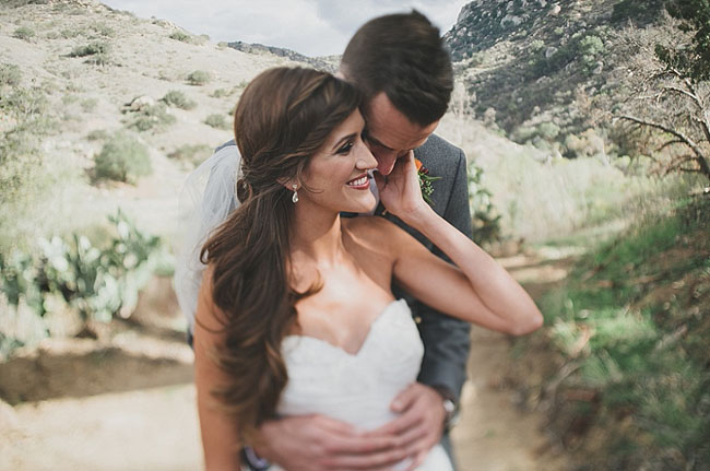 southwestern styled wedding