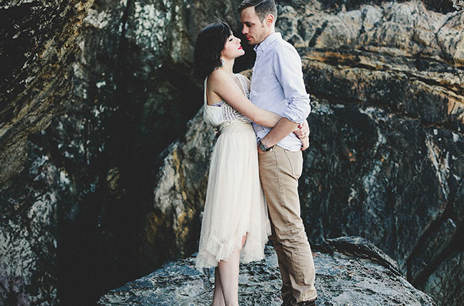 Sutro Baths engagement