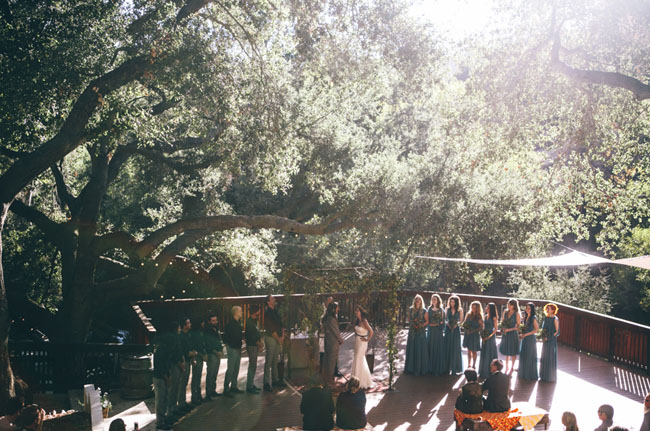 topanga canyon wedding