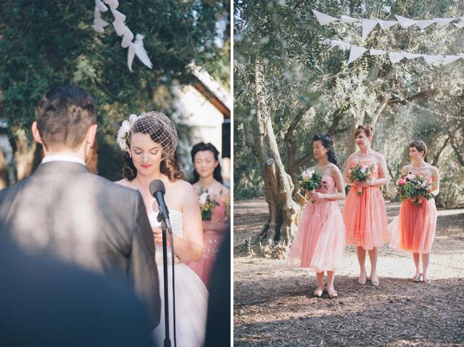 olive grove ceremony