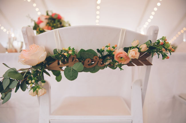 wooden hers chair decor